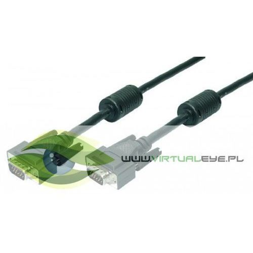 Logilink kabel danych m/m vga 2x ferryt, 20m darmowa dostawa do 400 salonów !! (4260113562994)
