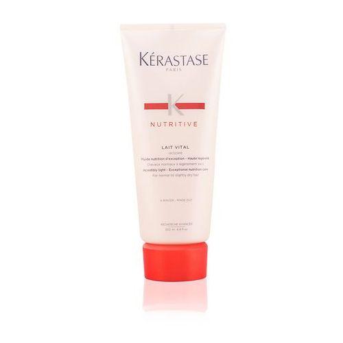 Kerastase Lait Vital - Mleczko proteinowe do włosów lekko suchych, normalnych 200 ml