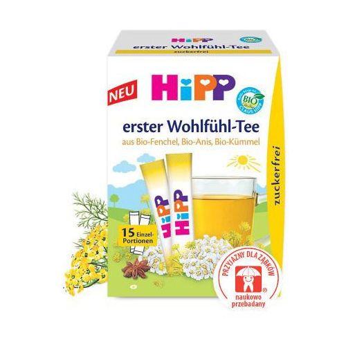 HiPP Herbatka Ziołowa Zdrowy Brzuszek - Koper Włoski Anyż Rumianek - Zdrowy Brzuszek (4062300277601)