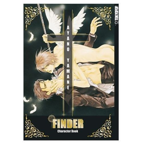 Finder, Character Book (9783867197076)