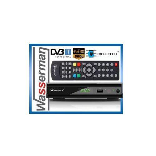 Tuner DVB-T MPEG-4 HD Cabletech URZ0083Q USB marki Cabletech z kategorii: dekodery telewizji cyfrowej