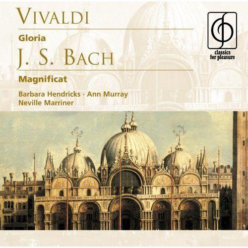 Warner music Class. for pleasure - magnificat / glori - sir neville marriner (płyta cd) (5099922828422)
