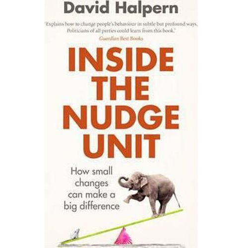 Inside the Nudge Unit (9780753556559)