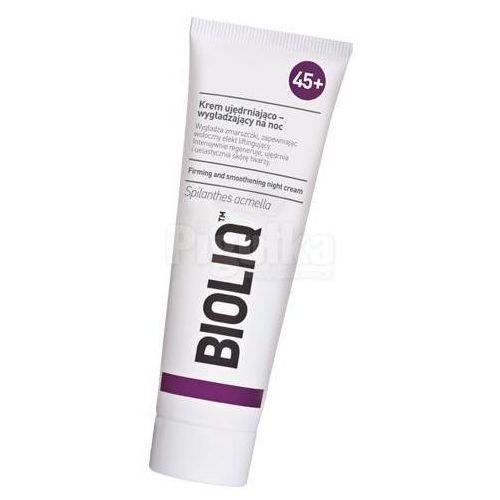 BIOLIQ 45+ Krem ujędrn.-wygładzaj. n/noc 50ml (lek Pozostałeleki i suplementy)