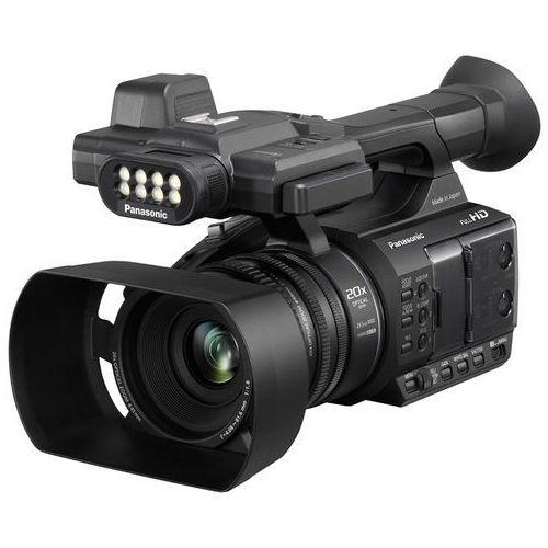Panasonic AG-AC30 z kategorii [kamery cyfrowe]