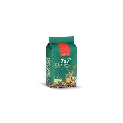 7x7 herbata ziołowa bio 250 g marki P. jentschura