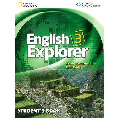 English Explorer International 3 Podręcznik + MultiROM