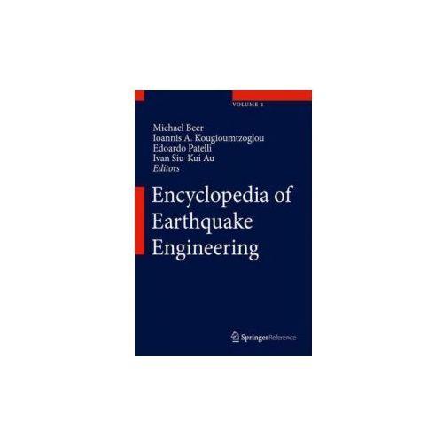 Encyclopedia of Earthquake Engineering, 4 Vols.