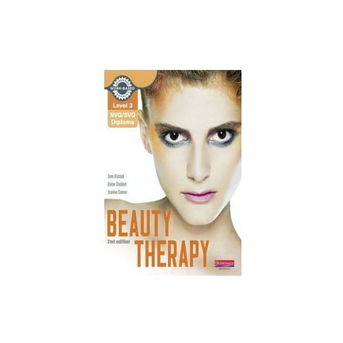 Level 3 NVQ/SVQ Diploma Beauty Therapy Candidate Handbook 2nd edition