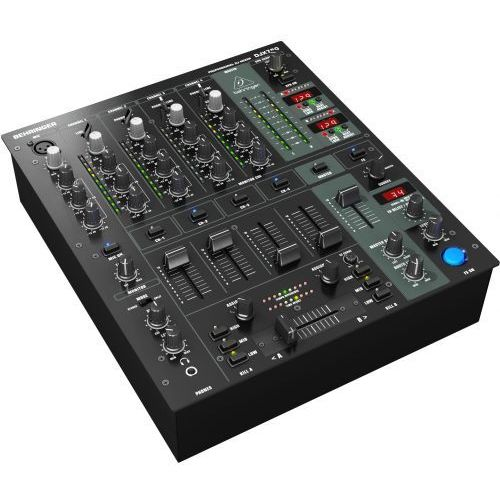 Behringer djx750 5 kanałowy mikser dj