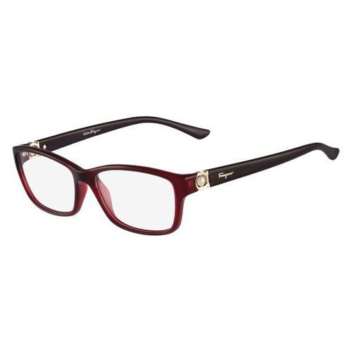Okulary korekcyjne sf 2690 614 marki Salvatore ferragamo