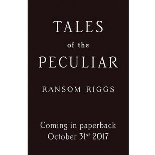 Tales of the Peculiar - Ransom Riggs DARMOWA DOSTAWA KIOSK RUCHU, Penguin Books