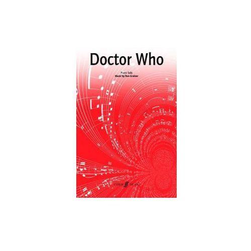 Doctor Who Theme (Piano Solo) (9780571524945)