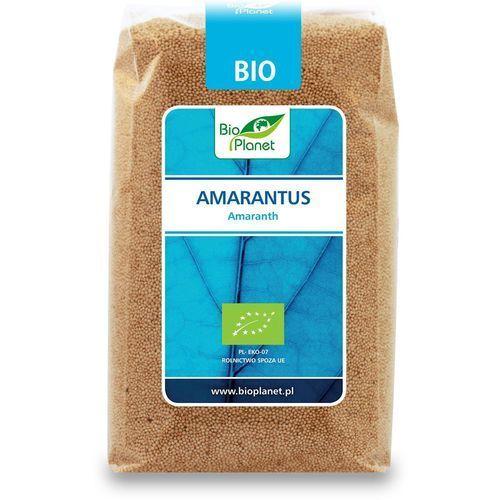 Bio planet : amarantus bio - 500 g (5907814663207)