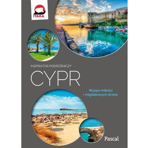 Cypr Inspirator podróżniczy - Praca zbiorowa (9788381032940)
