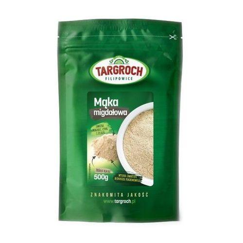 Mąka migdałowa z migdałów prażonych 500g (5903229002471)