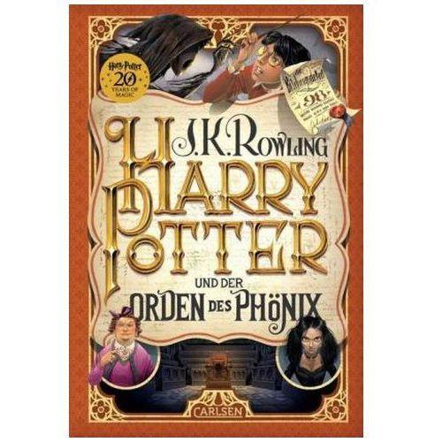 Harry Potter und der Orden des Phönix Rowling, Joanne K.