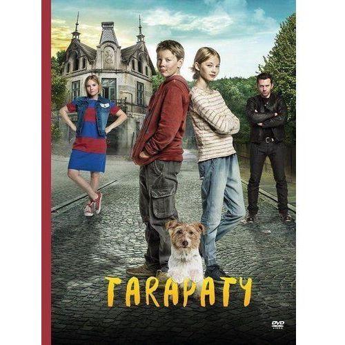 Tarapaty DVD (Płyta DVD) (9788326826405)