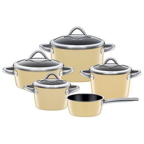 Zestaw garnków 5-częściowy Silit Vitaliano vanilla - produkt z kategorii- garnki