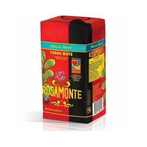Yerba mate rosamonte, argentyna Yerba mate rosamonte especial specjalnie selekcjonowana 500g