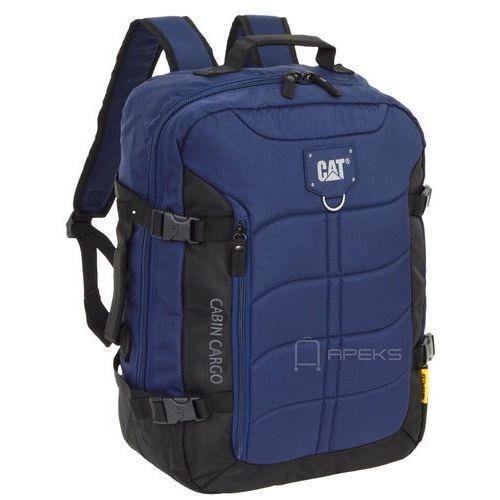 Caterpillar cabin cargo plecak podręczny / kabinowy cat / granatowy - black / navy