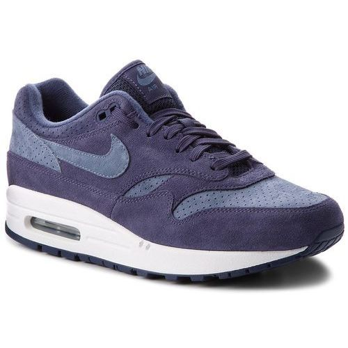 Buty NIKE - Air Max 1 Premium 875844 501 Neutral Indigo/Diffused Blue, kolor niebieski