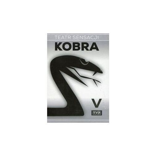 Teatr Sensacji Kobra V Kolekcja. Darmowy odbiór w niemal 100 księgarniach!