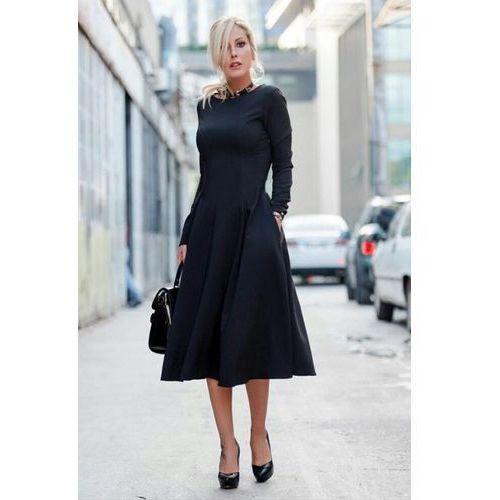 Sukienka JASMINA BLACK