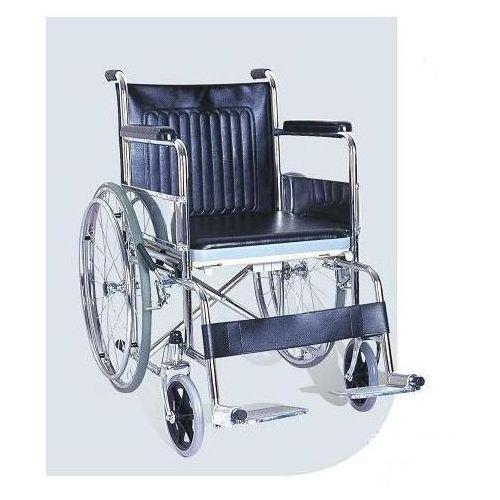 Wózek inwalidzki toaletowy ca 603/ca609 marki Antar