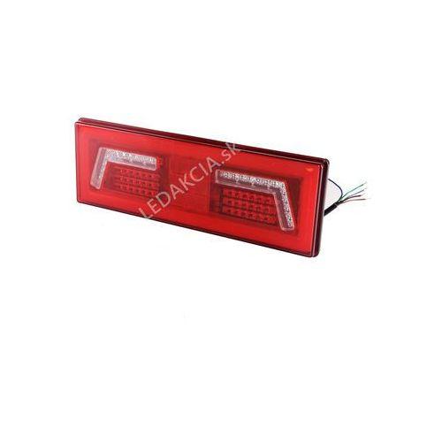 Lampa tylna zespolona 106 led neon, prawa + bezpłatna natychmiastowa gwarancja wymiany! marki Kamar