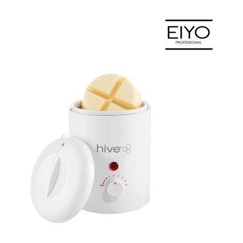 Hive Petite Compact Heater - podgrzewacz do wosku 200 ml plus 100 g wosk dla wrażliwych obszarów skóry