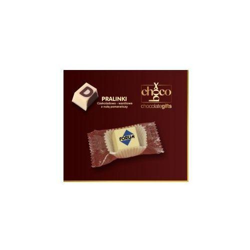 Carmag polska Czekoladki pojedyncze czekoladki typu flowpack