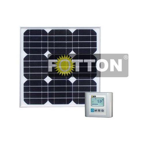 """Zestaw autonomiczny do systemów solarnych power s, niskonapięciowy, fotowoltaiczny marki Centropol """"fotton"""""""