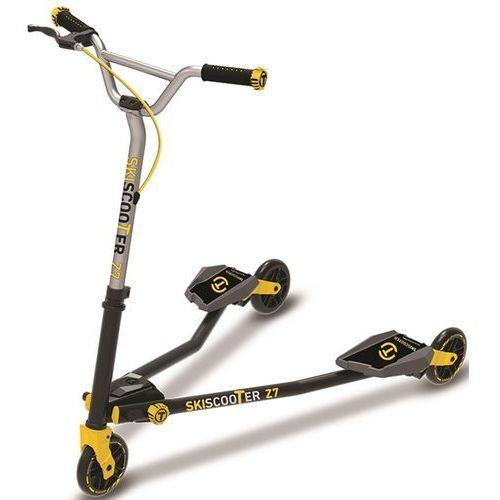 Hulajnoga SMART TRIKE Ski Scooter Z7 Żółty + DARMOWY TRANSPORT! ze sklepu ELECTRO.pl