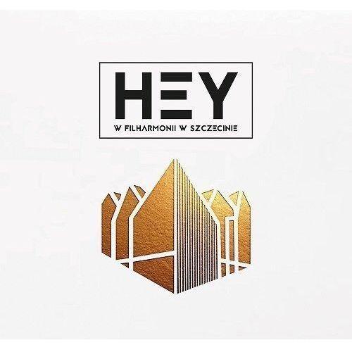 Hey w Filharmonii w Szczecinie CD (9788394682811)