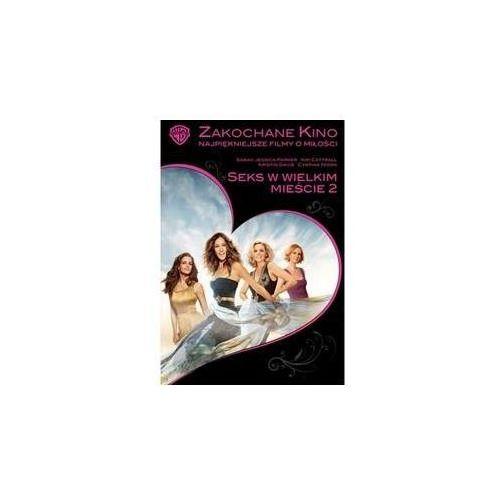 Galapagos Seks w wielkim mieście 2 (zakochane kino) sex and the city 2 (7321910085738)