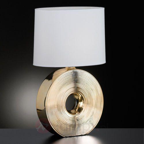 Honsel Eye Lampa stołowa Złoty, 1-punktowy - Klasyczny - Obszar wewnętrzny - Eye - Czas dostawy: od 4-8 dni roboczych (4001133561983)