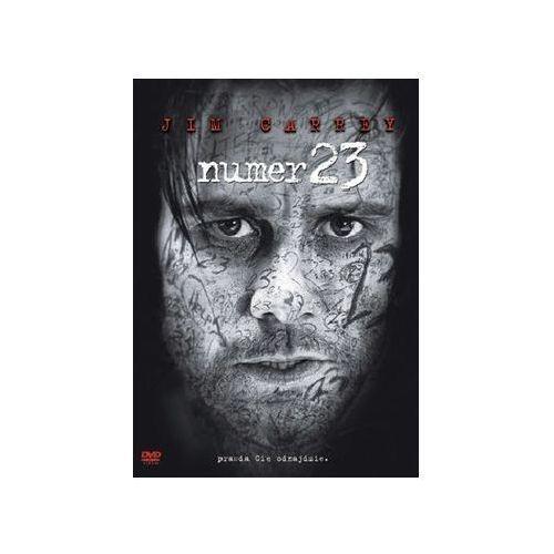 Numer 23 (DVD) - Joel Schumacher OD 24,99zł DARMOWA DOSTAWA KIOSK RUCHU