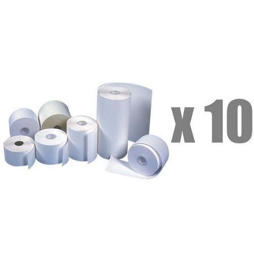 Emerson Rolki papierowe do kas termiczne , 60 mm x 30 m, opakowanie 10 x zgrzewka 10 rolek - autoryzowana dystrybucja - szybka dostawa - tel.(34)366-72-72 - sklep@solokolos.pl