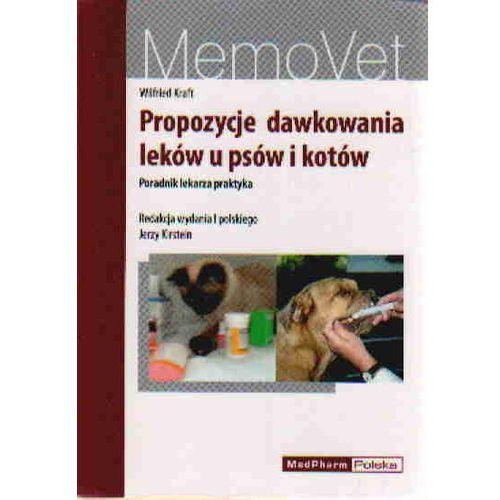 Propozycje dawkowania leków u psów i kotów. MemoVet (2009)