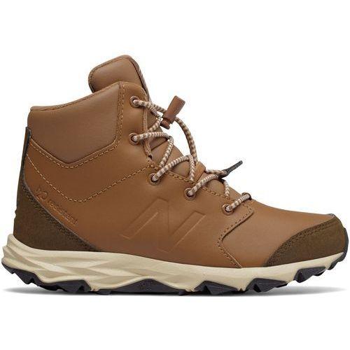 Buty zimowe New Balance KH800TNY, kolor brązowy