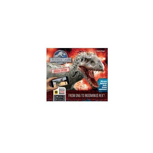 Jurassic World Special Edition: From DNA to Indominus rex! (9781783122660)