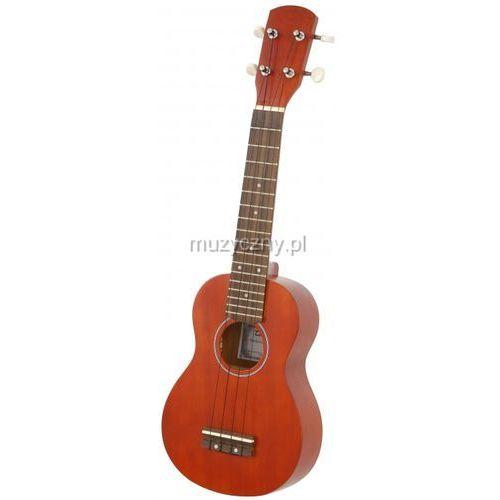 Gewa 502820 ukulele pure sopran z pokrowcem