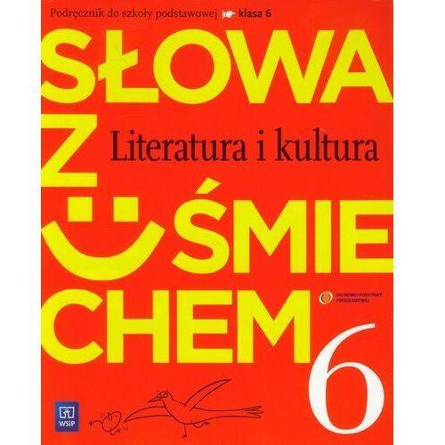 Słowa z uśmiechem. Klasa 6, szkoła podstawowa. Język polski. Podręcznik ze słowniczkiem (9788302145452)