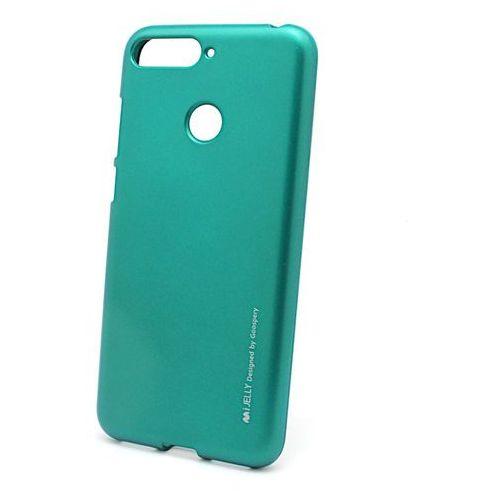 Silokonowe Etui Huawei Y6 2018 Jelly Mercury zielony