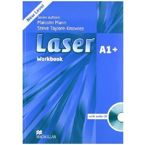 Laser A1+. Ćwiczenia + CD ( bez klucza) Język angielski, oprawa miękka
