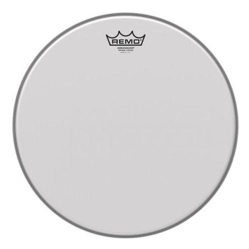 Remo va-0114-00 vintage ambassador 14″ biały powlekany, naciąg perkusyjny