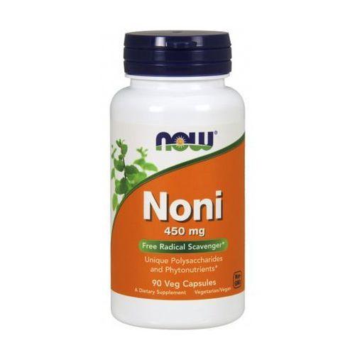 Now Foods Noni 450mg 90 kaps. z kategorii Pozostałe zdrowie