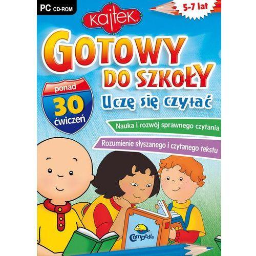 Gotowy do szkoły Uczę się czytać (PC)