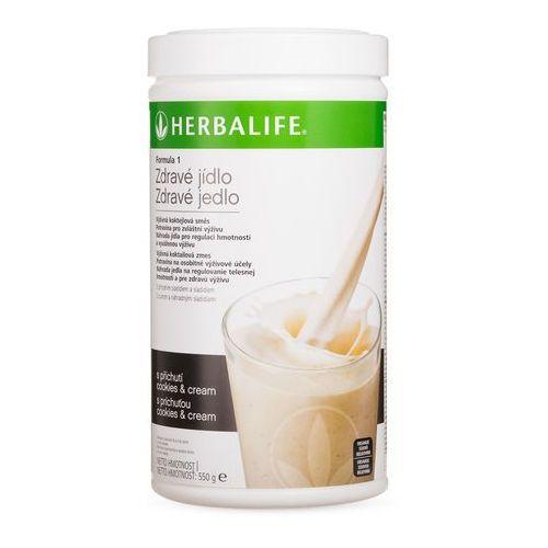 Herbalife Koktajl odżywczy formuła 1- 550 g Ciasteczka z kremem